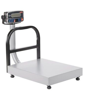 Torrey Eqb-100200 Receiving Bench Scale With Warranty