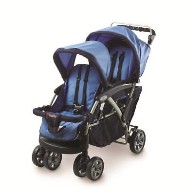 Foundations - Duo Double Tandem Stroller, (Duo Tandem Stroller)