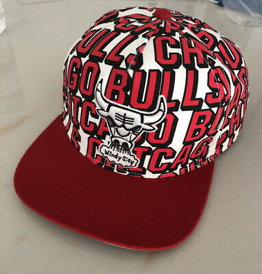 NBA Chicago Bulls Windy City Logo 47 Brand Hardwood Classics HWC Snapback Hat