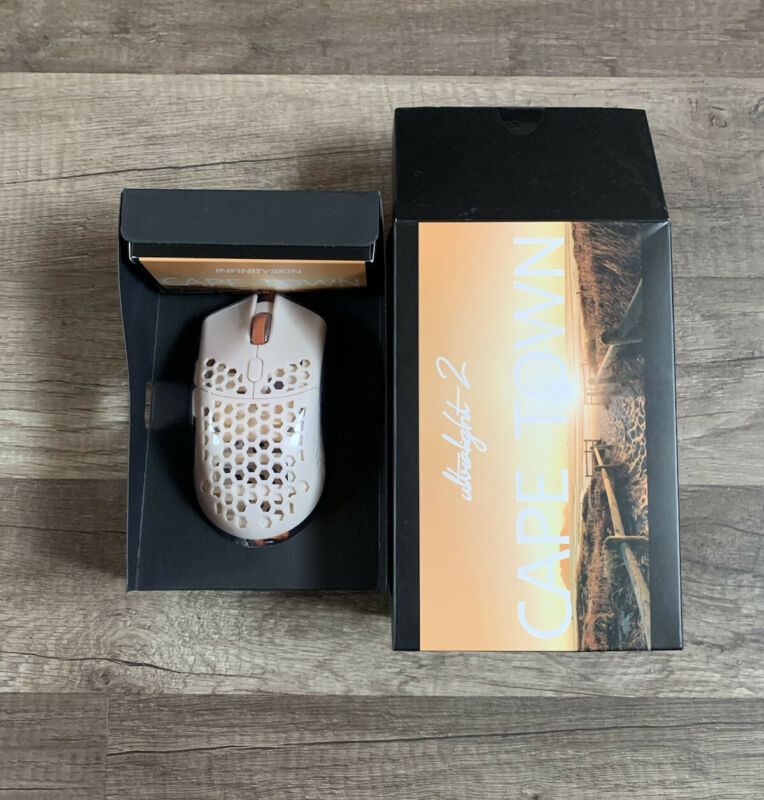 *FAST SHIP* Finalmouse Cape Town Ultralight 2 Gaming Mouse Open Box
