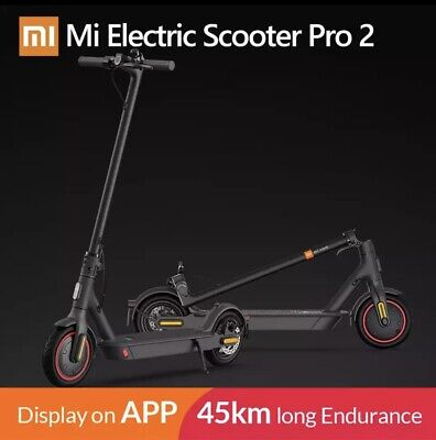 Xiaomi MIJIA-Scooter eléctrico Mi PRO 2
