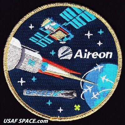 ORIGINAL Aireon -Iridium NEXT 4 - SPACEX FALCON 9 Launch SATELLITE Mission PATCH