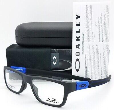 NEW Oakley Marshal MNP RX Prescription Frame Satin Black Cobalt OX8091-0551 51mm