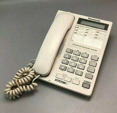 Panasonic Data Port Model No Kx-ts17-w Home Office Integrated Telephone System
