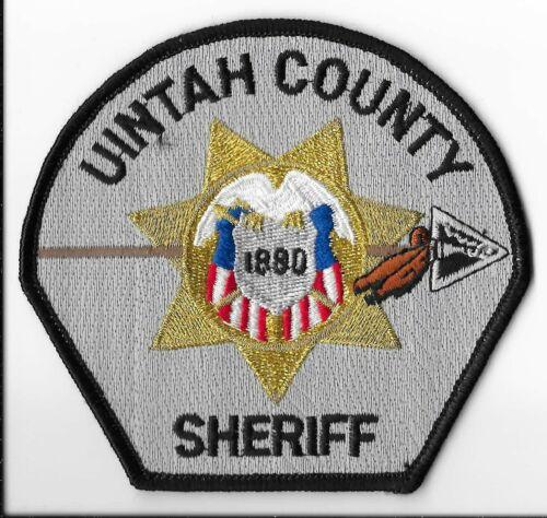 Uintah County Sheriff
