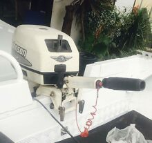 15hp Johnson 2001 model Inala Brisbane South West Preview