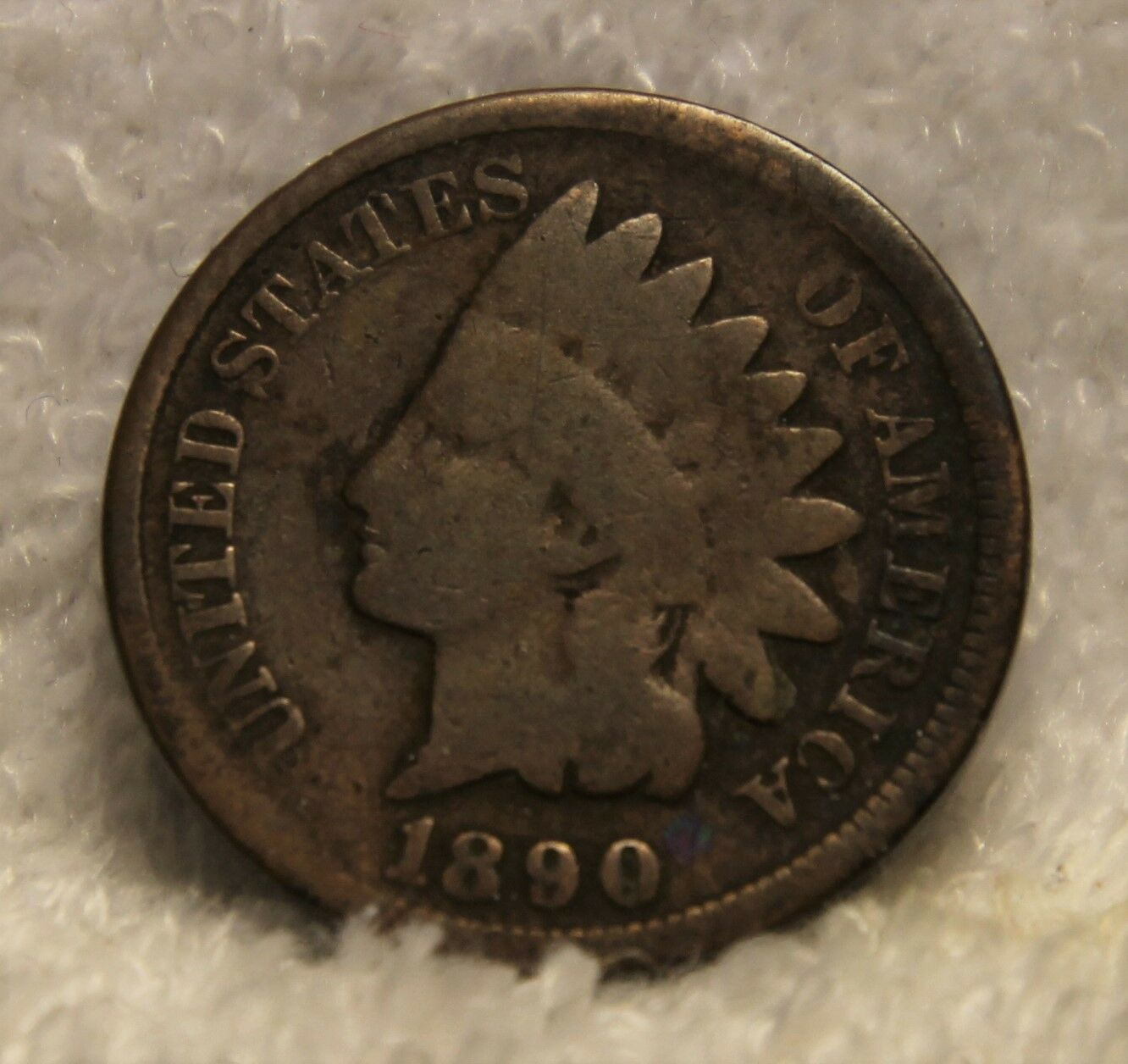 1890 Indian Head Penny - $3.50