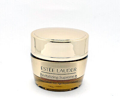 Estee Lauder Revitalizing Supreme+ Global Anti-Aging Cell Power Creme .5oz 15mL