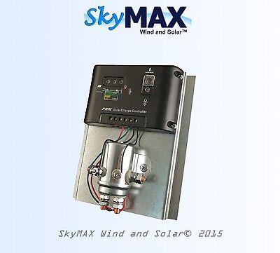 12 volt assign controller 400 amp for solar panels wind turbine generator PV