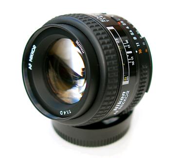 Nikkor AF 50mm 1.4