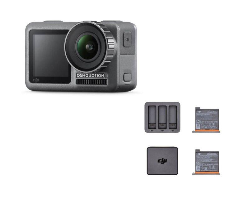DJI Osmo Action Charging Combo - Camera & Charging Kit Bundle