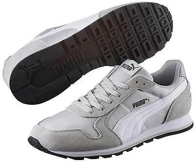 Puma ST Runner Sneakers Uomo Scarpe da corsa Ginnastica 356738 035 Grigio NUOVO