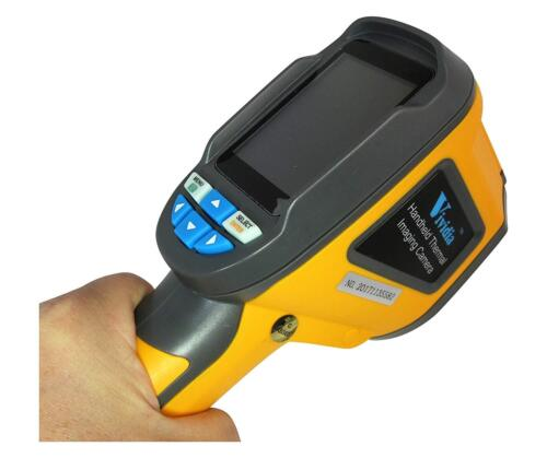 Portable Infrared Thermal Imager & Visible Camera with 3600 Pixel IR Resolution