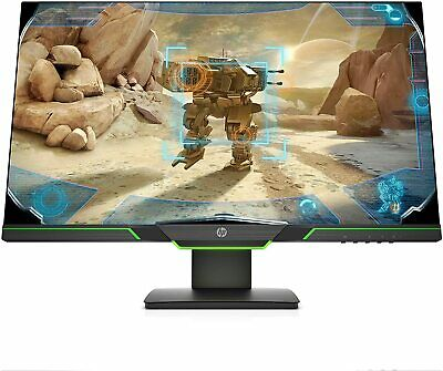 "HP 27X 27"" Full HD 144Hz 16:9 1ms Gaming Monitor with AMD FreeSync"