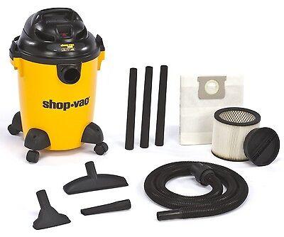 Shop-Vac 9650600 6 Gallon Wet Dry 3 Hp Vacuum Cleaner Ful...