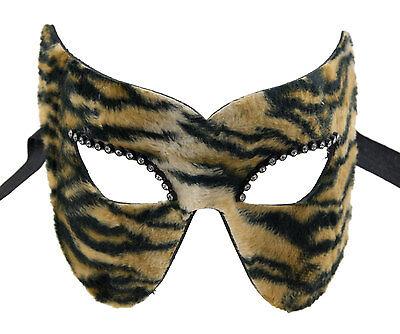 Mask from Venice Miss Feline Tigress Erotic Line Paper Mash- 2265 -V20
