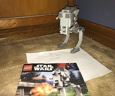 LEGO Star Wars AT-ST Walker (7657) - Original Listing