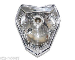 Lens-KTM-Head-light-lamp-Supermoto-Dual-Sport-200-250-300-450-530-XC-EXC-XCW