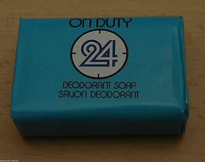 AVON on duty 24 100g Stück Seife OVP deodorant soap D2694