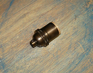 Brass Light Socket
