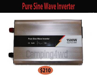 Pure Sine Inverter 1500-3000w Craigie Joondalup Area Preview