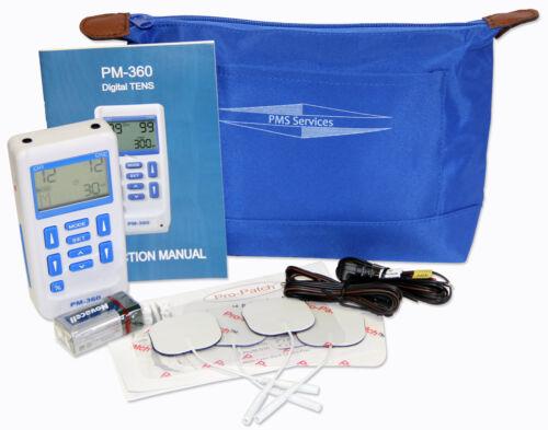 Digital Tens Unit Five Modes - Unit And Accessories PM-360