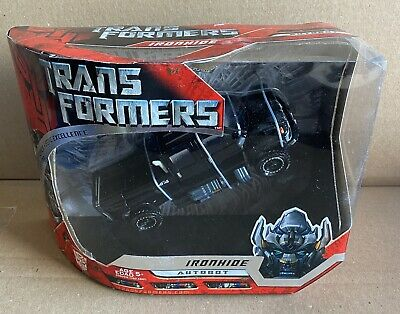 Transformers 2007 Movie Voyager Class Ironhide Premium Figure Sealed
