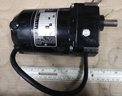 Bodine Dc Gear Motor Nsh-1103 Free Shipping