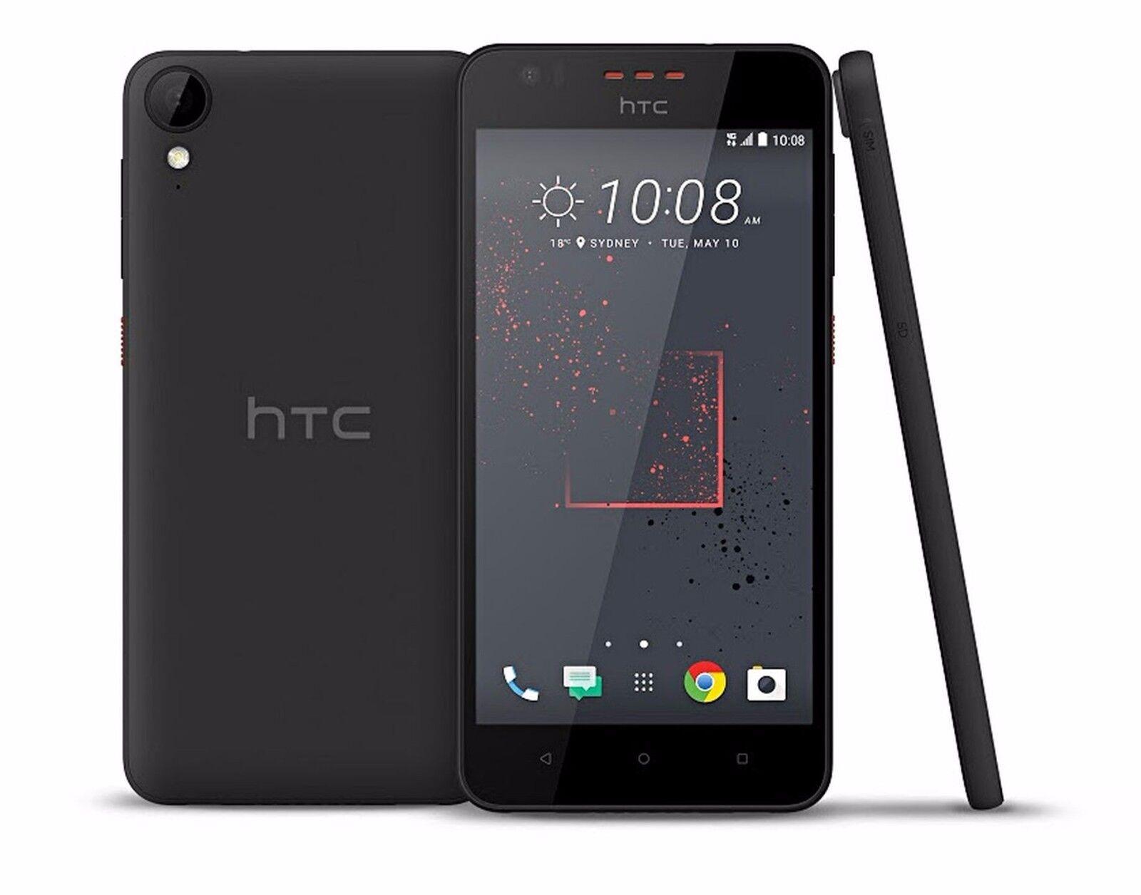 "Htc Desire 825 5.5"" 13mp 16gb 2gb Ram Quad Core Android Mobile Sim Free Unlocked"