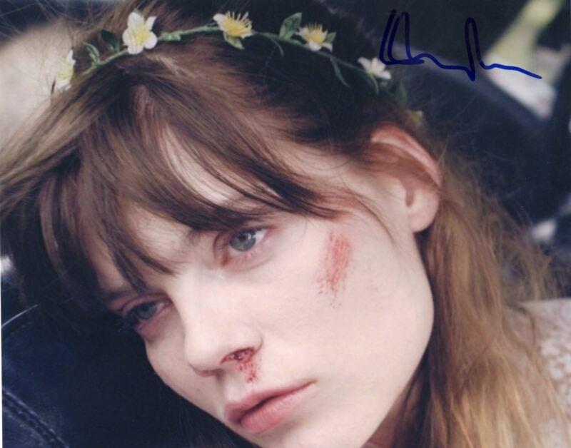 Emma Greenwell signed 8x10 Photograph w/COA Shameless TV Show Mandy #4