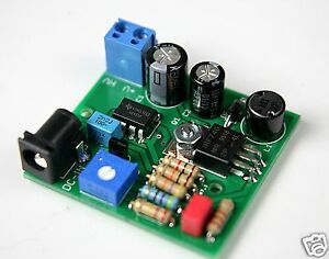 HV Power Supply - High Voltage Nixie tube supply. Great for Magic Eye. USA Made