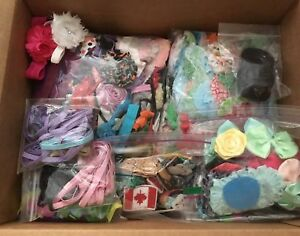 New toddler headbands and headband making supplies