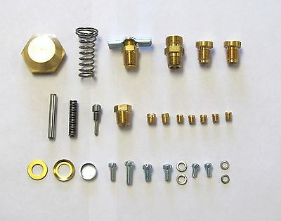 John Deere A, B, D, G DLTX Tractor Carburetor Parts Kit