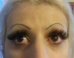 eyelash extension full set $50 Caroline Springs Melton Area Preview