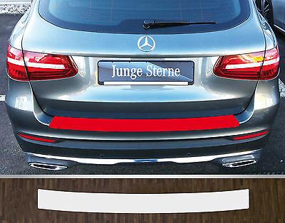 Lackschutzfolie Ladekantenschutz  transparent für Mercedes GLC, ab 2015