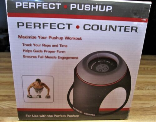 Perfect Pushup Perfect Counter/New In Opened Box