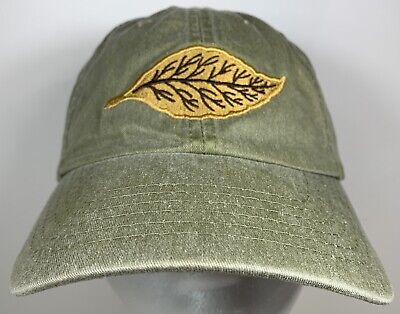 Autumn Leaf Cap Fall Weather Olive Hat Outdoor Earth Love Plants Boat Sun Sail Boating Sun Hat Olive