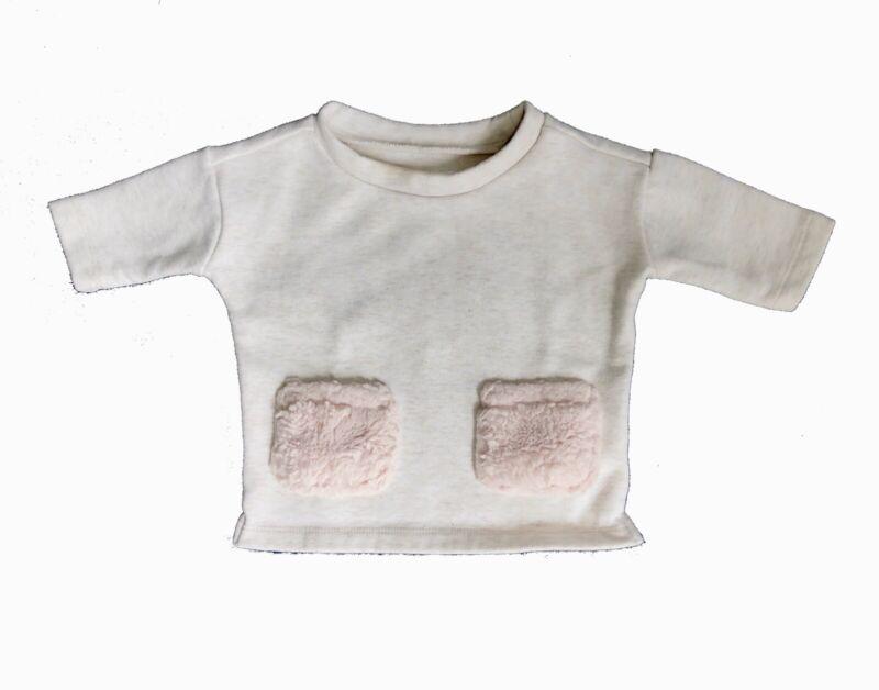 Gymboree Baby Girl Ivory Sweater Size 0-3M