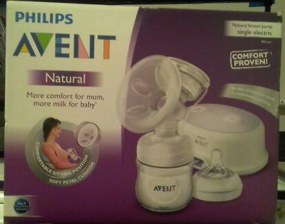 BRAND NEW AVENT BREAST PUMP