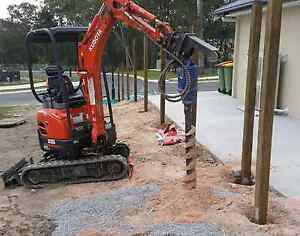 Mini Excavator & Landscaping Camp Hill Brisbane South East Preview
