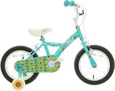 "Apollo Petal Kids Bike - 14"" Wheels Caliper Brakes Stabilisers Childrens Bicycle"