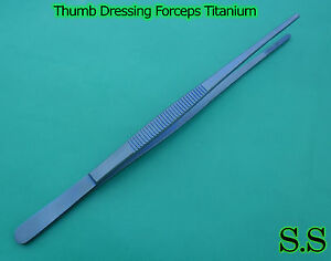 Thumb-Dressing-Forceps-6-Titanium-Surgical-Instruments