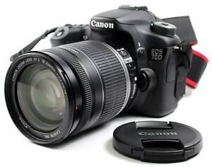 Canon Eos 70D 18-200Mm Lens Ds126411 DSLR Digital Camera