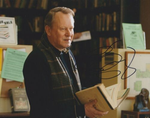 Stellan Skarsgard Signed Thor 10x8 Photo AFTAL