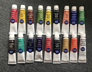 Reeves Watercolor Paint 10ml