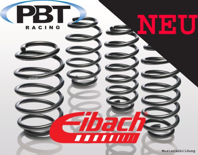 Eibach Federn Pro-Kit Seat Toledo II (1M2) 1.4, 1.6, 1.6 16V Bj. 99-06 E8113-140