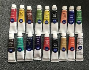 Reeves Watercolour Paint 10ml