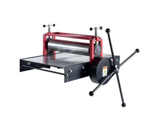 """Etching Press Table Top 18""""x36"""" Phenolic Bed"""