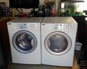 Front Load Washer and Dryer Set!!!!!