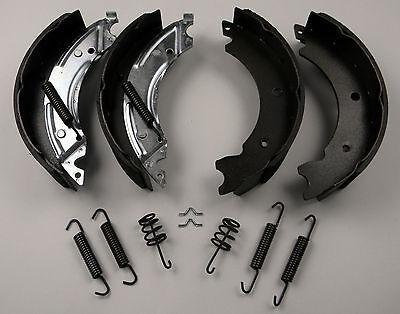 Bremsbacken passend für Knott 200x50mm Radbremse 20-2425/1, 20-964/1 (47276)